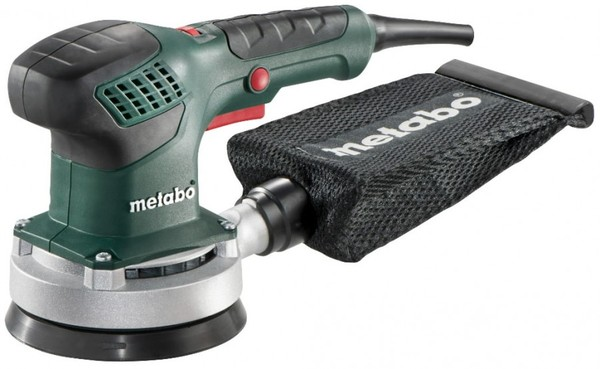 ORBITĀLĀ SLĪPMAŠĪNA METABO SXE 3125  Specifikācija Diameter of backing pad: 125 mm; Idle revolution: 4.000 - 12.000 /min; Rated input power: 310 W;  Output power: 135 W;  Swing diameter: 3 mm;  Weight (without power cable): 1,5 kg;  Cable length:4 m   Cena 180.00 Bez Atlaides