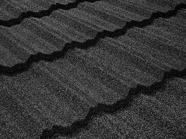 Metāla kompozīta dakstiņš Metrotile Classic Slate 1330x410mm  Ražotājvalsts Beļģija  Garantija 50 gadi  Loksnes Izmērs 1330x410 mm Loksnes Svars 2.9 kg Lietderīgais Laukums 0.46 m2 Cena 15.35 EUR/m2