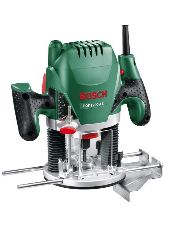 Virsfrēze Bosch POF-1200 AE 12