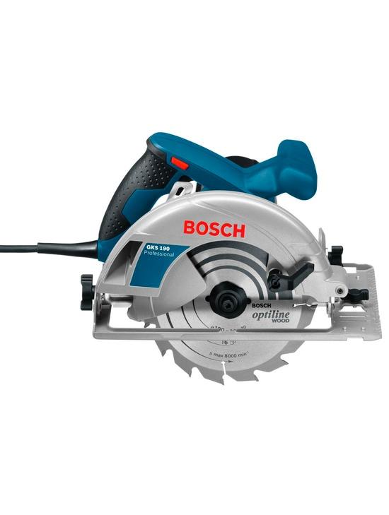 Ripzāģis Bosch GKS 190 1400W 1