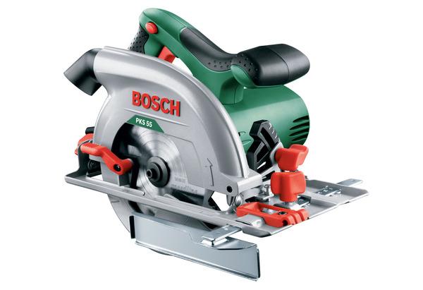 Ripzāģis Bosch PKS55 160mm 120