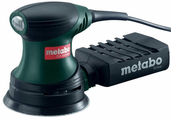 METABO FSX 200 ORBITĀLĀ SLĪPMA