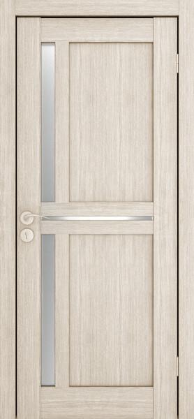 Finierētas Durvis ar Stiklu Is