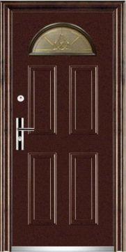 Metāla Durvis AQ-02  Izmērs 86