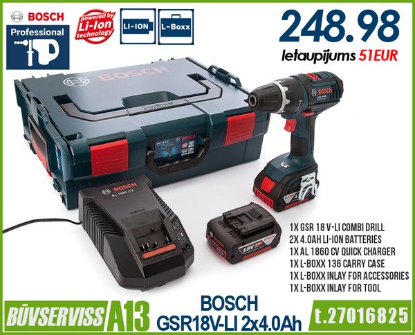 Akumulatora urbjmašīna Bosch G