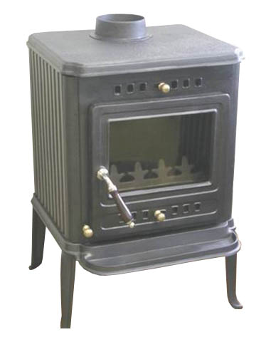 Čuguna kamīnkrāsns ar stiklu 90453   Kods: 90453; Izmērs (PlxDzxA): 640x540x720mm; Jauda: 9 kW; Dūmvada diametrs: 150 mm; Svars: 122 kg.  Garantija 2 gadi.