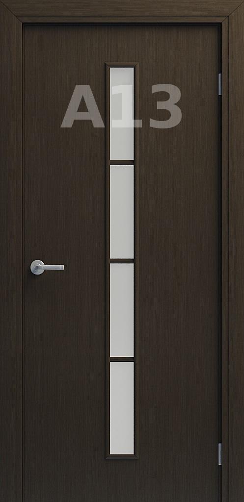 Finierētas durvis GLEIS-2, Ven