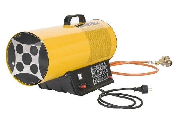 Gāzes sildītājs MASTER BLP 73