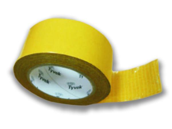 Divpusējā akrila līmlenta Tyvek Double 50mm*25m/rll  Apraksts Divpusēja akrila lente, kas ideāli izolē pārlaidumus un piesaista membrānas gludām virsmām.  Teicamas lipšanas īpašības pastiprināta mitruma apstākļos. Spēcīga sākotnējā saķere.  Krāsa: caurspīdīga.  Cena par m 0.77 EUR Izmēri  50mmx25m m