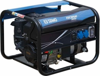 Benzīna ģenerators TECHNIC 300
