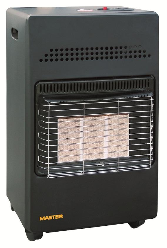 MASTER 450CR Gāzes sildītājs k
