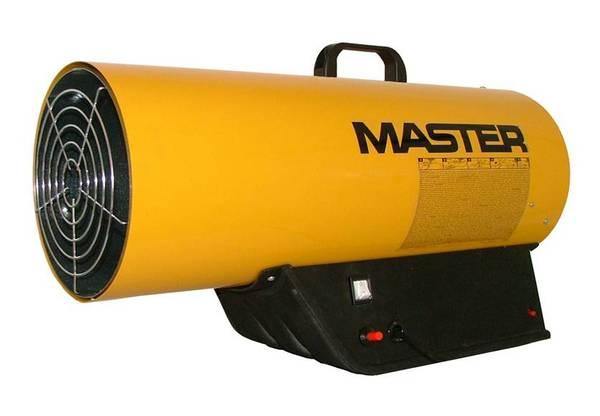 Gāzes sildītājs MASTER BLP 53M