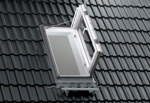 Jumta lūka VELUX GXU CK06 55x118cm, PVC  Izmērs 55x118 cm