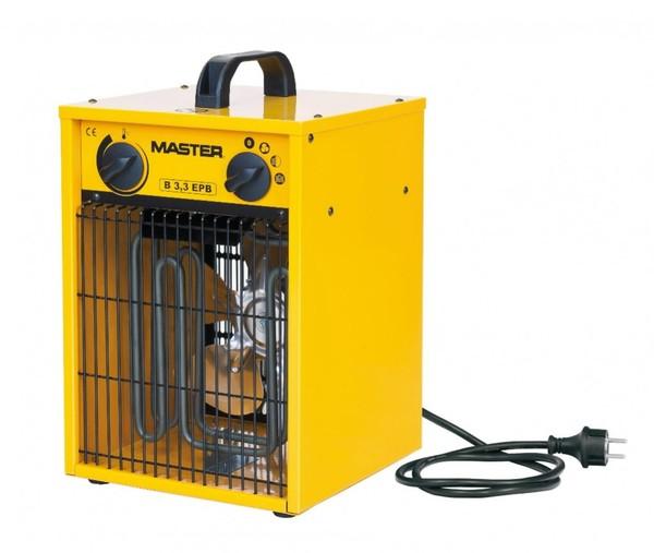Elektriskais sildītājs MASTER
