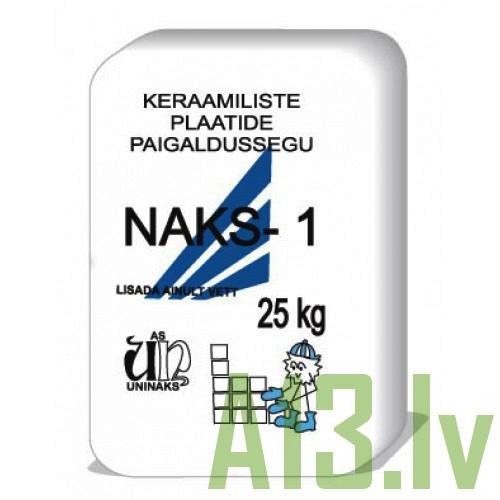 NAKS-1 Flīžu Līme Uninaks 5kg