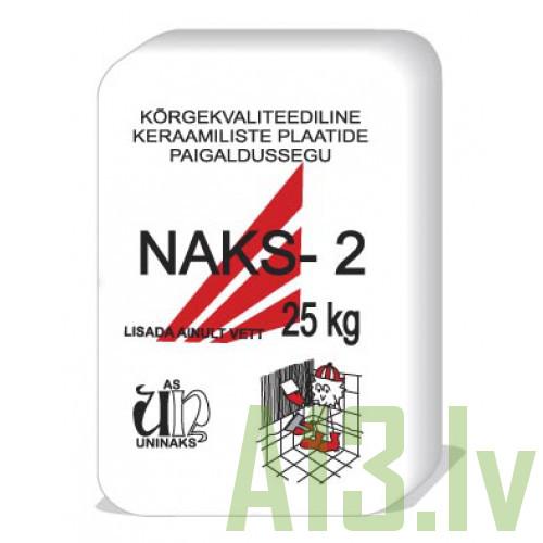 NAKS-2 Flīžu Līme Uninaks 5kg