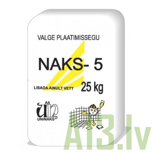 NAKS-5 Flīžu Līme Uninaks 25kg