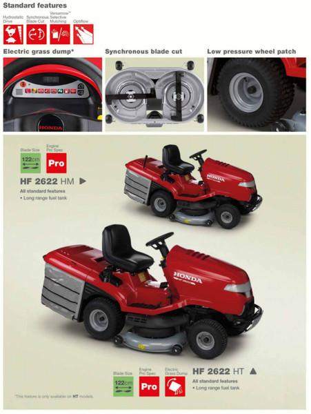 Profesionālais Dārza Traktors