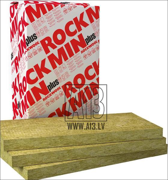 Rockwool Rockmin Plus vate lok