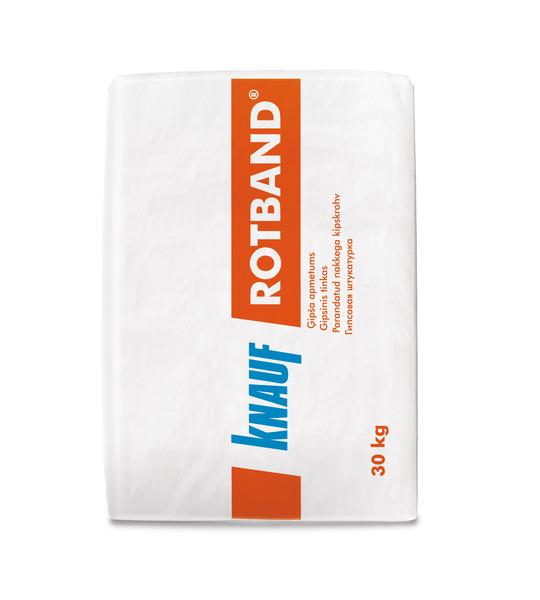 Knauf Rotband 30kg  Specifikāc
