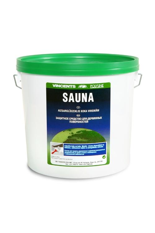 Vincents Sauna koksnes kopšanas līdzeklis 3kg