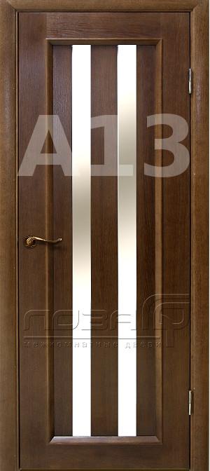 Finierētas durvis SONATA-2 Ven