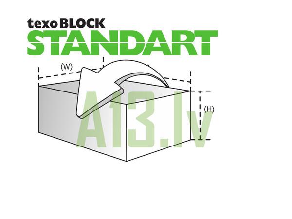 TexoBLOCK Gāzbetona Bloki STAN