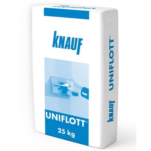 Knauf Uniflot Ģipša Špaktele 2