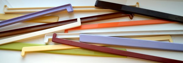 Crystallit Oranžs PVC Palodžu